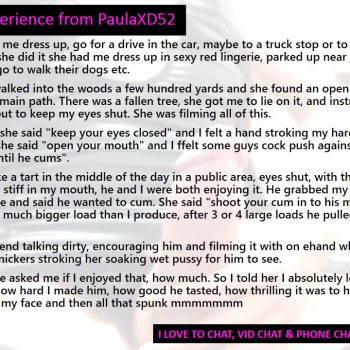 another-true-experience-from-paulaxd52--nikki-in-the-woods