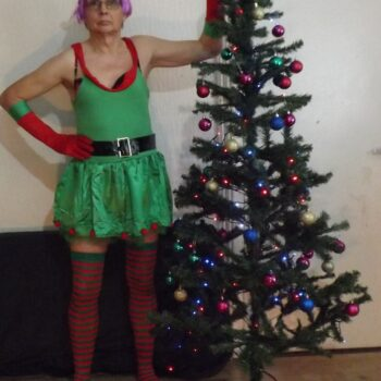 chris-ellis-pink-haired-elf-with-xmas-tree00cd5ea0